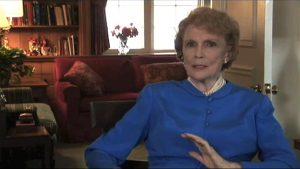 Joan Leslie interviewed by Cass Warner