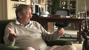 Roy Disney Jr. interviewed by Cass Warner