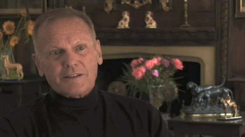 Tab Hunter interviewed by Cass Warner