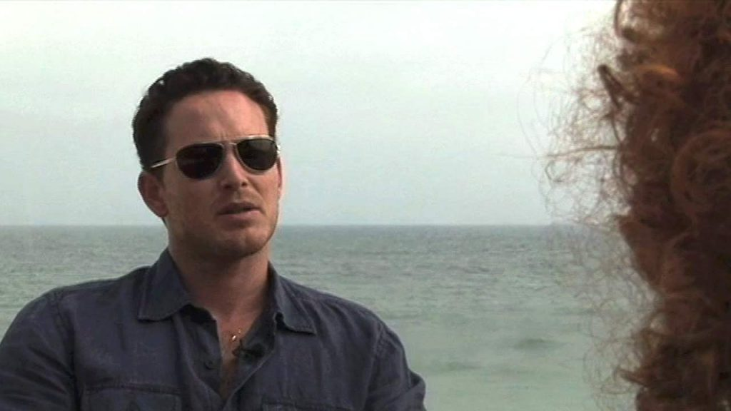Cole Hauser interviewed by Cass Warner