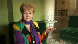Debbie Reynolds interviewed by Cass Warner