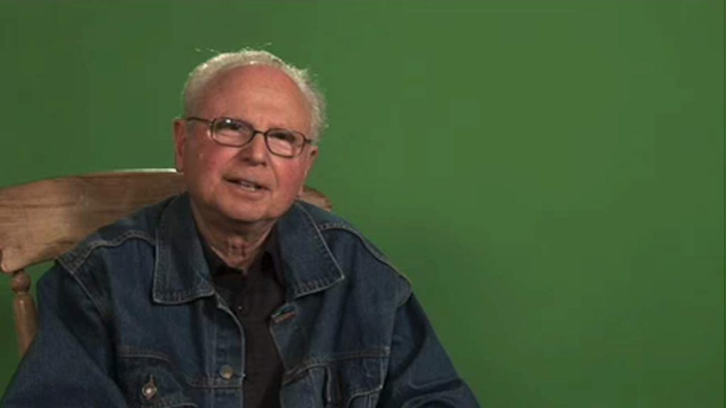 Eddie Bockser interviewed by Cass Warner