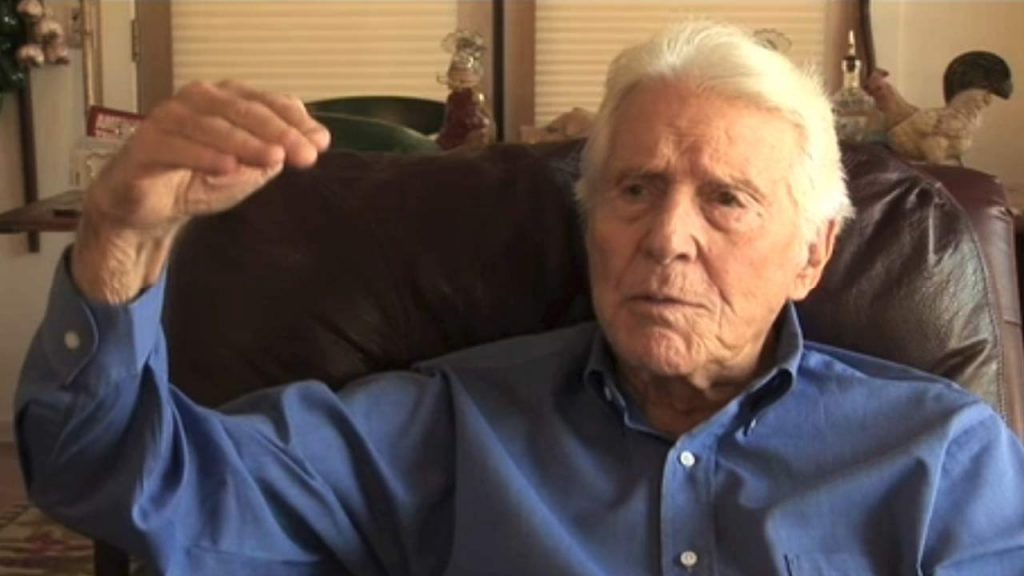 Efrem Zimbalist Jr. interviewed by Cass Warner