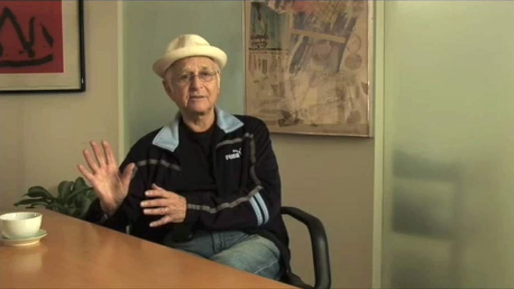 Norman Lear interviewed by Cass Warner