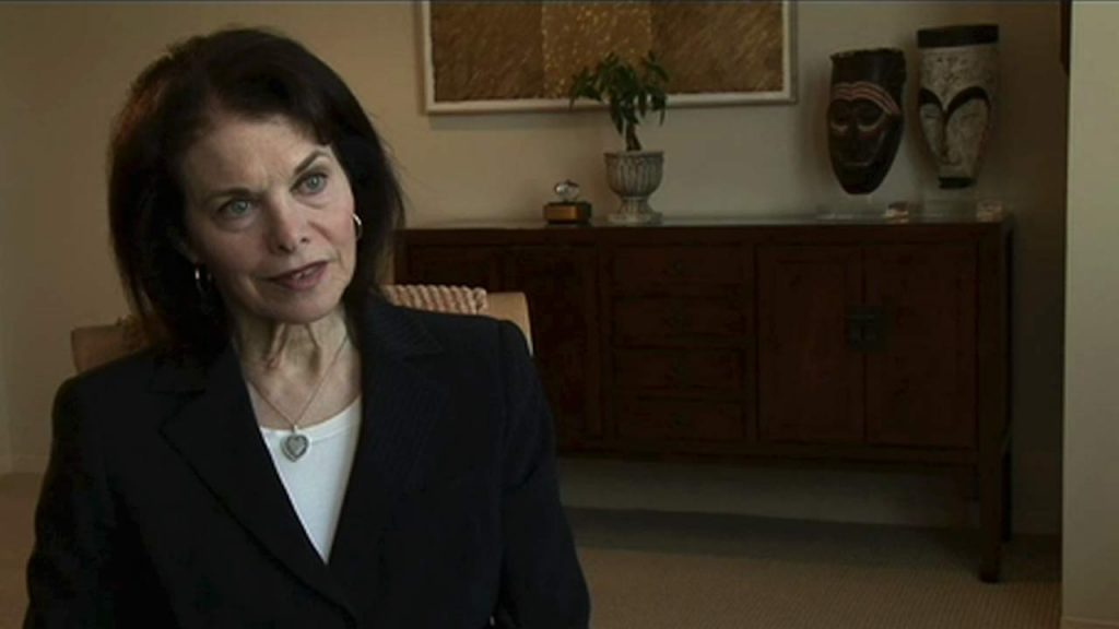 Sherry Lansing interviewed by Cass Warner